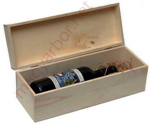 Fadoboz mágneszárral,pezsgös palacknak