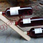 Egyensúly bortartó 3 bornak