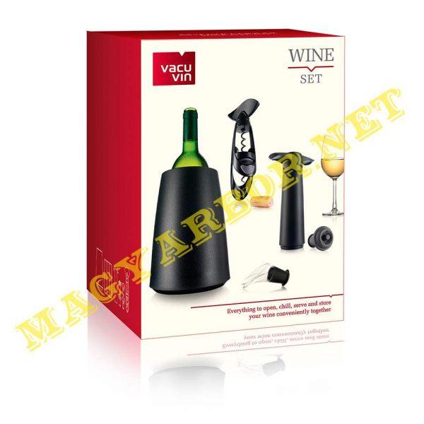 Vacu Vin Boros Készlet 8 részes